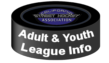 Roller Hockey Adult and Youth League