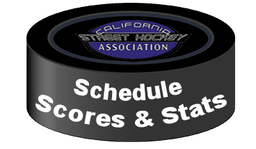 Cal Street Hockey Schedule Scores and Stats
